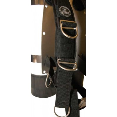 Custom Divers S40 Harness Only